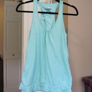 Volcom Mint Green Tank Top Small